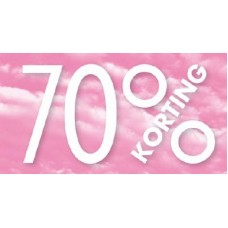 Raambiljet 70% KORTING