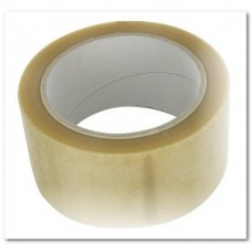 Tape Plakband transparant 50mm x 66 meter